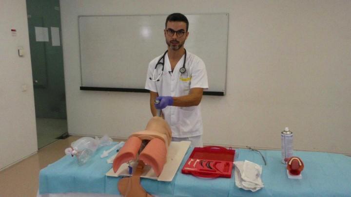 Habilidades Médico Quirúrgicas- Intubación orotraqueal