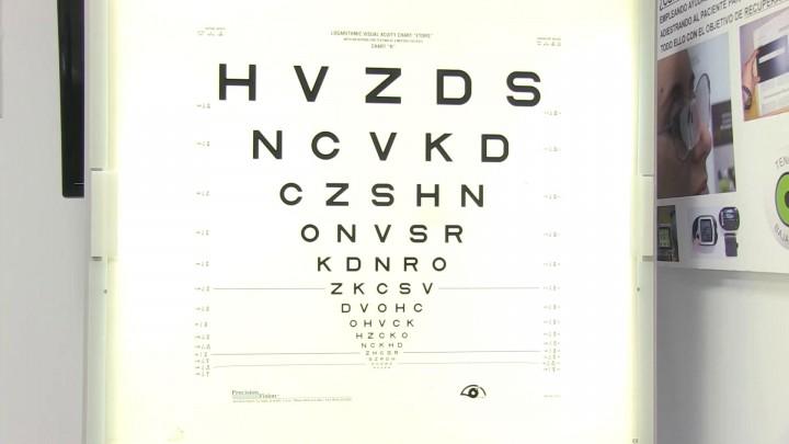 Si tienes que revisarte la vista, visita el CUVI