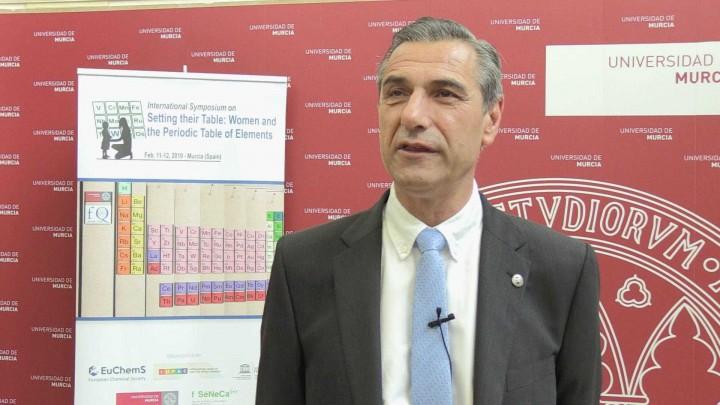 La Universidad de Murcia acoge hoy y mañana un simposio internacional sobre química