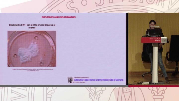 "Oral Communication: Azzurra Stefanucci, University ""G. d'Annunzio"" Chieti-Pescara (Italy)"