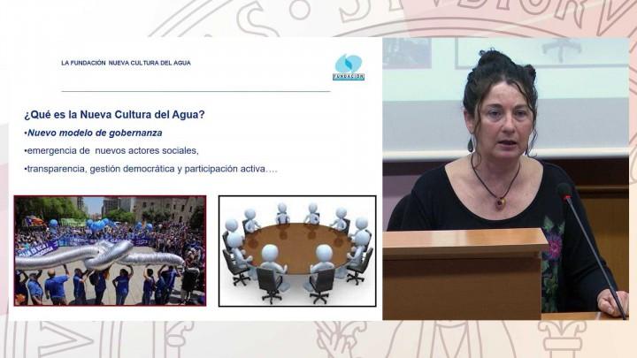 Conferencia Cambio Climático: Agua y Educación. Dimensión educativa de la nueva cultura del agua