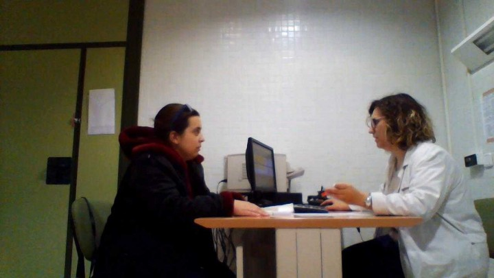 Vídeo entrevista clínica. M