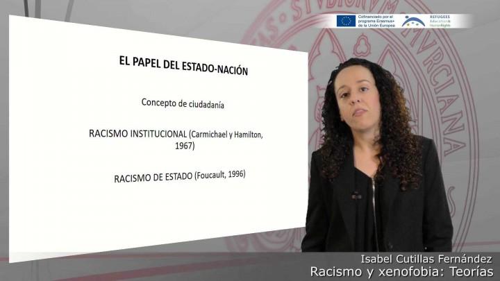 Teorías sobre racismo y xenofobia