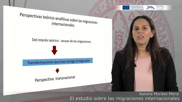 El estudio de las migraciones internacionales