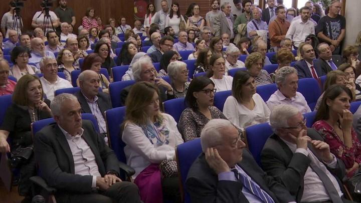 """Presentación del libro: """"De la República al franquismo: legalidad, legitimidad y memoria histórica"""""""