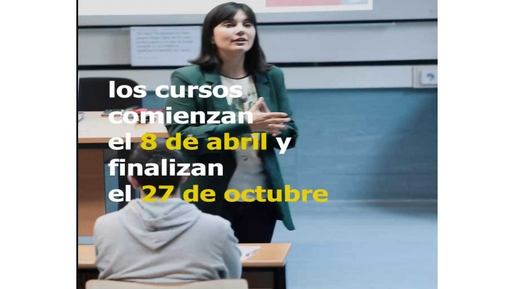 Cursos de Verano Unimar 2019 en Murcia