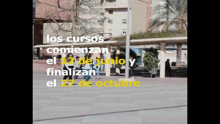 Cursos de Verano Unimar 2019 en Molina de Segura