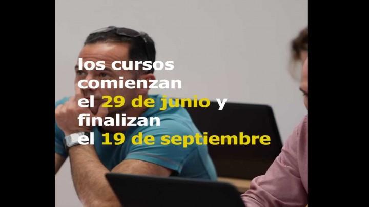 Cursos de Verano Unimar 2019 en Cartagena