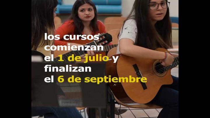 Cursos de Verano Unimar 2019 en San Pedro del Pinatar