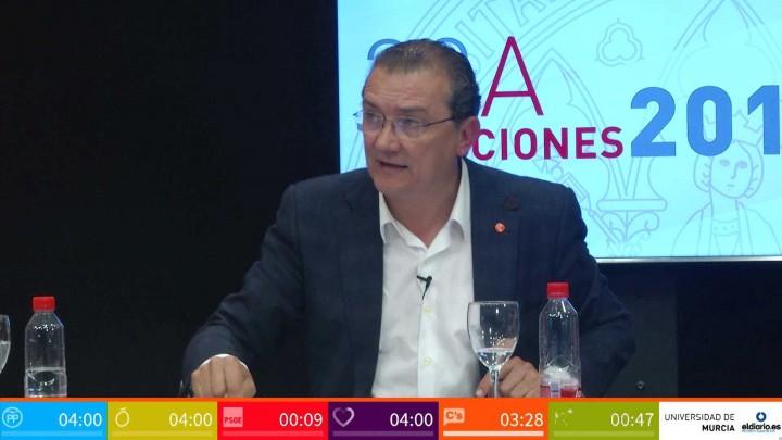 Debate Candidatos al Congreso de los Diputados por Murcia
