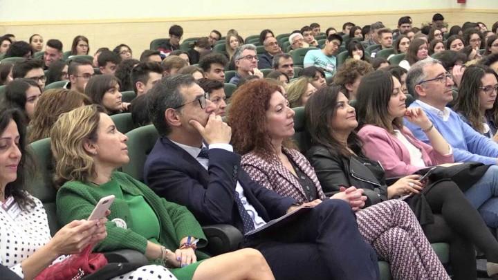 La UMU ha acogido el Congreso de Jóvenes Investigadores