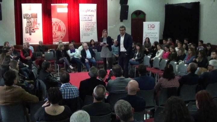 Jornada Juventud, Derechos Laborales y Globalización