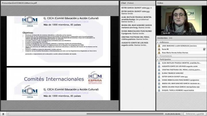 Conferencia ICOM