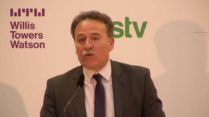 D. Gustavo Machín, embajador de Cuba en España