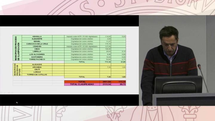 2-5. Vías Pecuarias en Murcia: situación actual y perspectivas futuras.