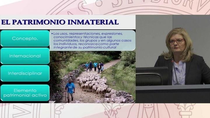 1-6. Valor Patrimonial de la Trashumancia y de las Vías Pecuarias