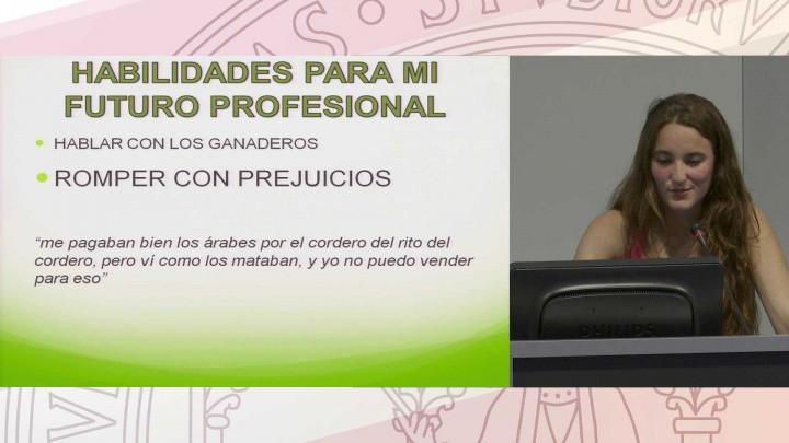 1-4. Prácticas con Ganaderías Trashumantes en Veterinaria: la Visión del Alumnado.