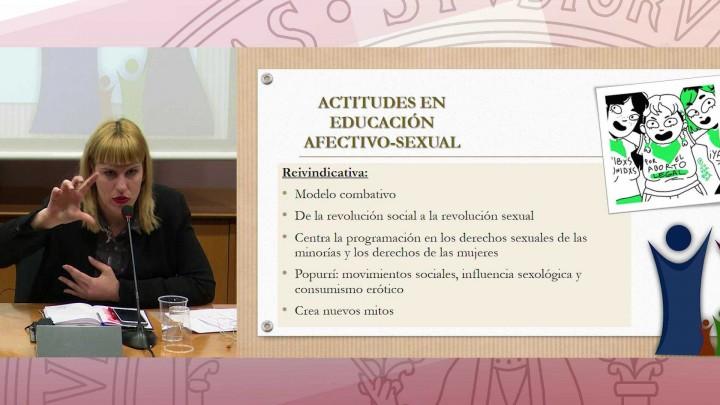 Mesa Redonda Educación afectivo sexual en la escuela (Parte II)