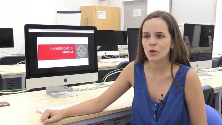 Una estudiante de la UMU ha sido admitida para estudiar en el prestigioso Colegio de Europa