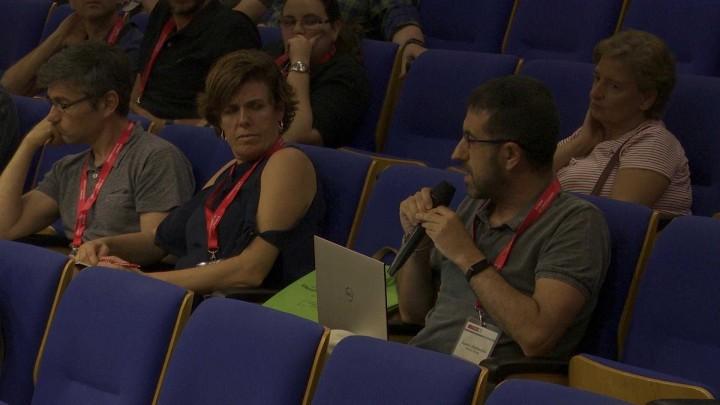 Conferencia de Matti Tedre - Turno de preguntas