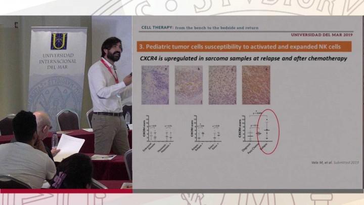 Trasplantes haploidénticos para tumores sólidos. El poder de las células NK.