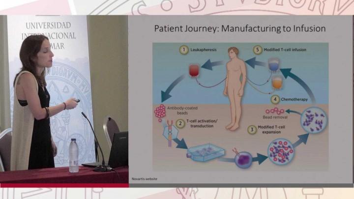 Células CAR-T. Principios básicos y farmacología clínica.