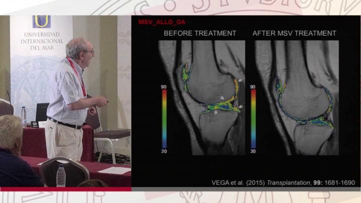 Terapia celular para la reparación osteoarticular.