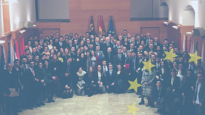 Vídeo resumen IV Congreso internacional Perspectivas del constitucionalismo contemporáneo
