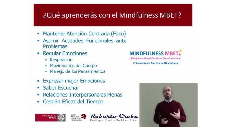 Vídeo sobre las ventajas de la práctica del Mindfulness