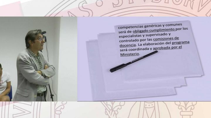 Aprendizaje de competencias genéricas en formación sanitaria especializada en la Región de Murcia