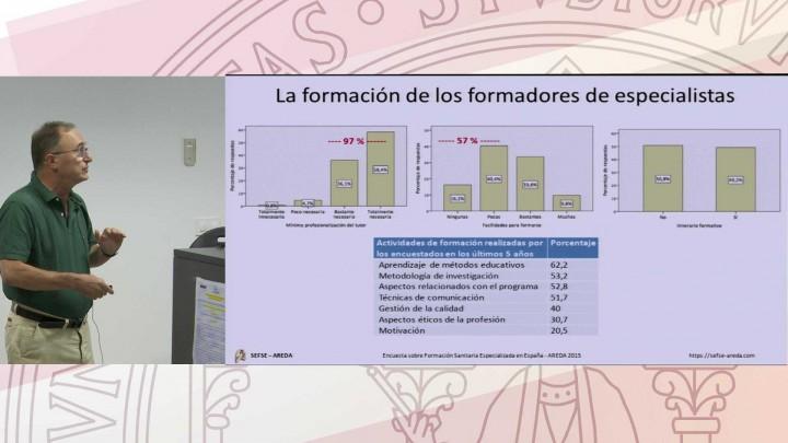 La Formación Sanitaria Especializada en España vista por sus protagonistas. Fortalezas y debilidades