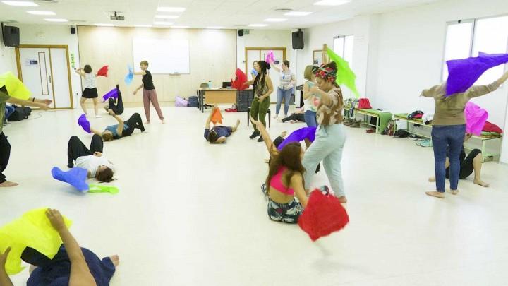 """""""La Danza Integrada en contextos inclusivos"""""""
