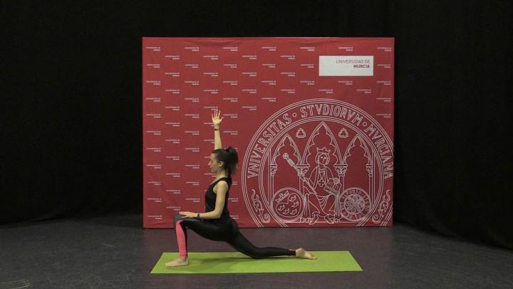 Clases de Yoga: 1º sesión