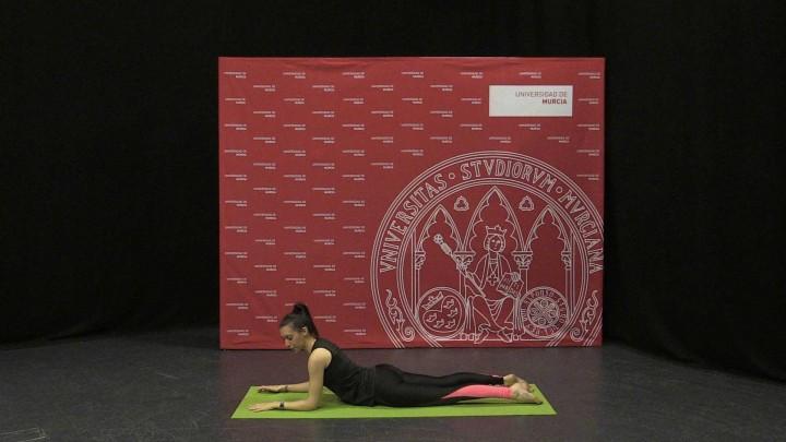 Clases de yoga: 4º sesión