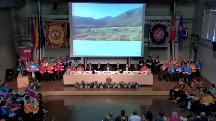 Solemne Acto de Apertura del Curso 2019-2020 de las Universidades Públicas de la Región de Murcia