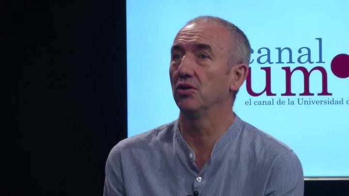 'Hoy hablamos de' matemáticas con Ángel del Río Mateos