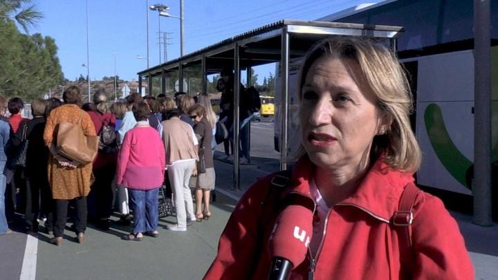 Madres y abuelas de estudiantes de la Universidad de Murcia han visitado el campus de Espinardo