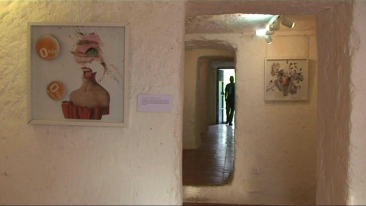 Exposición Collage Collection