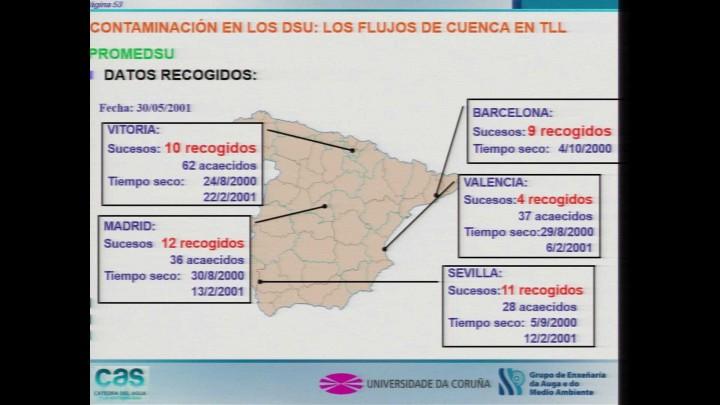 X Jornada Agua y Sostenibilidad (2/5). Primera ponencia