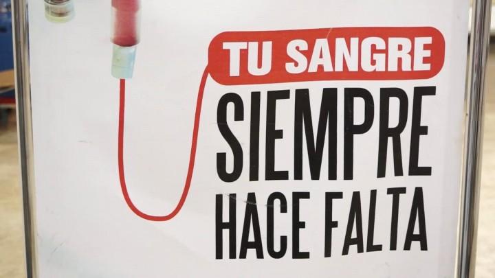 Nueva campaña de donación de sangre en la Universidad de Murcia