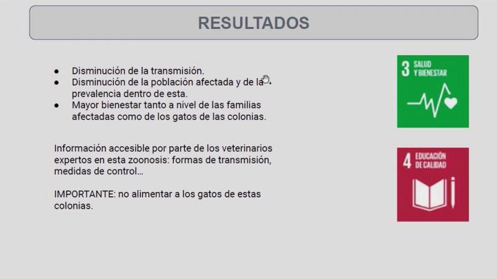 I JORNADA DE SOSTENIBILIDAD Y SALUD PÚBLICA Mesa 1 Comunicación 4
