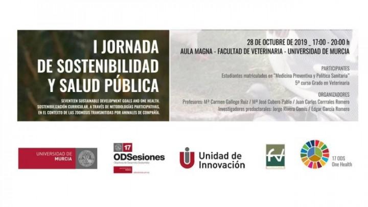 I JORNADA DE SOSTENIBILIDAD Y SALUD PÚBLICA Mesa 2 Comunicación 1