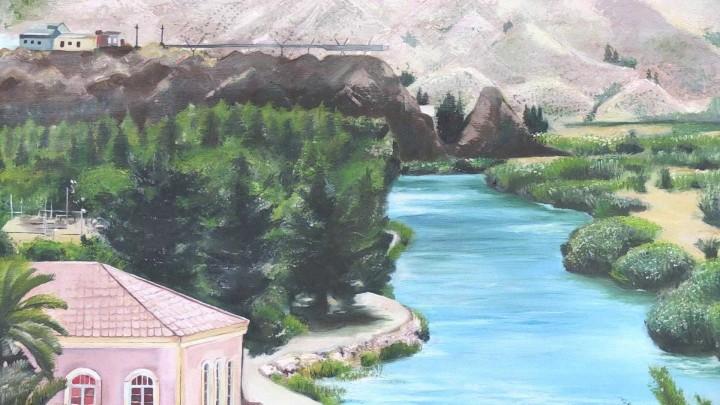 Exposición 'Paisajes de agua y huerta'