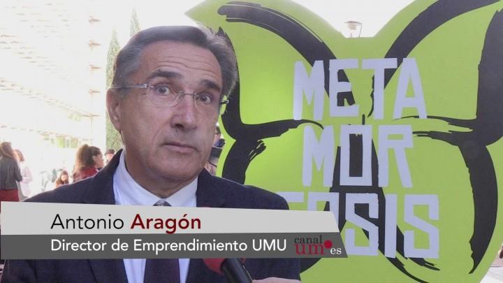 La UMU ha acogido hoy el 'Día de la persona emprendedora'