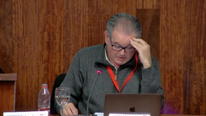 Mesa Plenaria. La hegemonía en la investigación en Comunicación