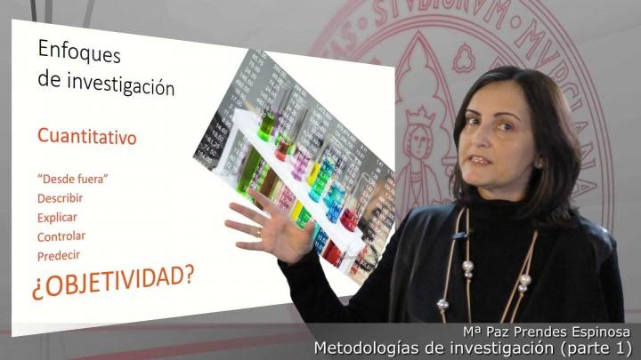 Metodologías de Investigación (parte 1)