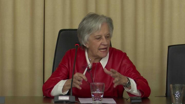 Nombramiento Victoria Camps: Socia de honor en la Sociedad de Filosofía de la Región de Murcia