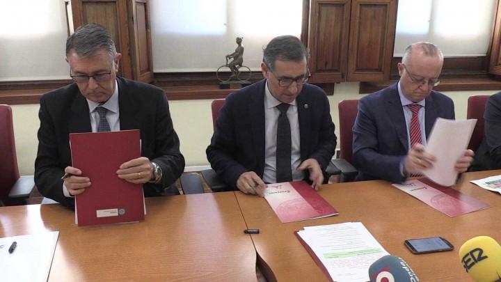 La CHS se une a la Cátedra del Agua y la Sostenibilidad Universidad de Murcia - Emuasa