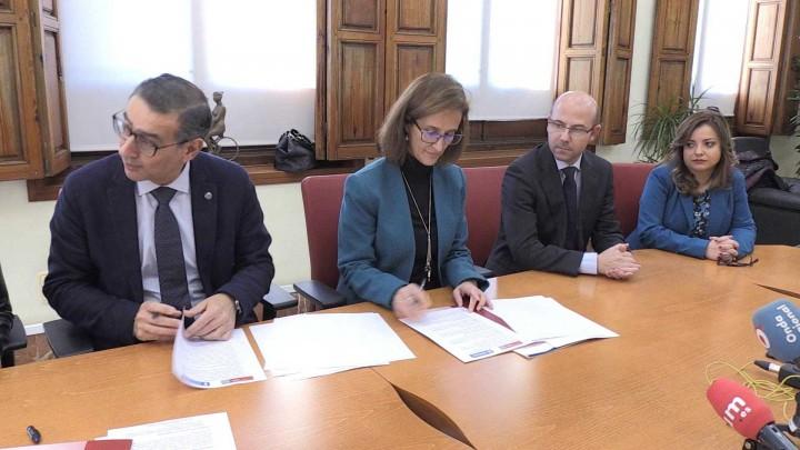 La Universidad de Murcia e Hidrogea han firmado un convenio de colaboración