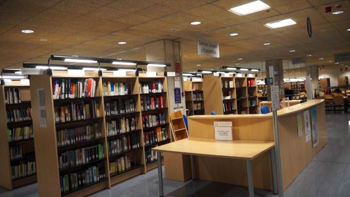 ¿Conoces todos los servicios con los que cuenta la biblioteca María Moliner?